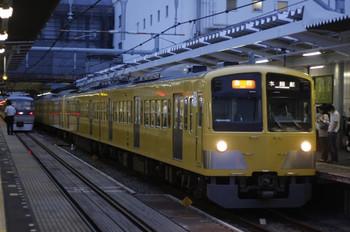 2012年6月5日、所沢、295F+1303Fの2665レ。