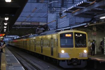 2012年6月5日、所沢、1309F+271Fの2168レ。