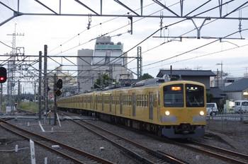 2012年6月6日、所沢、295F+1303Fの2665レ。