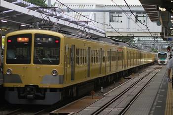 2012年6月10日、所沢、295F+1303Fの2657レ。