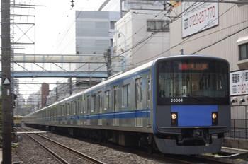 2012年6月15日、高田馬場~下落合、20104Fの1601レ。