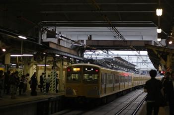 2012年6月15日、所沢、271F+1309Fの2166レ。