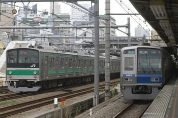 2012年6月17日、高田馬場、6101Fの4301レ。