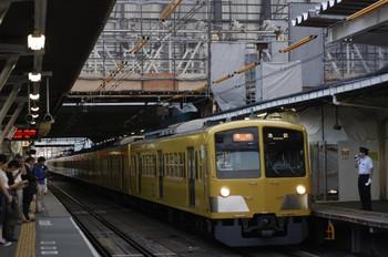 2012年6月20日、所沢、1309F+271Fの2168レ。