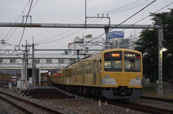 2012年6月22日、所沢、295F+1303Fの2676レ。