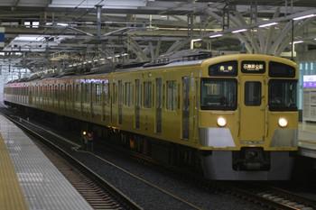 2012年7月7日、石神井公園、2501F+2503Fの5601レ。