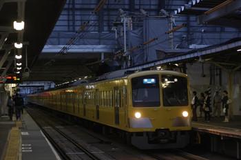 2012年7月13日、所沢、1309F+271Fの3114レ。