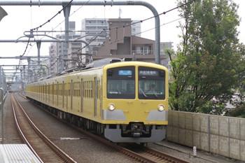 2012年7月14日、富士見台、1303Fの3353レ。