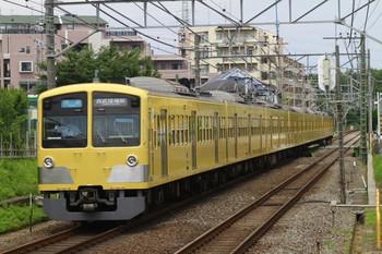 2012年7月15日、秋津、1309Fの3353レ。