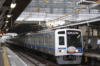 2012年7月23日、所沢、6117Fの6554レ。