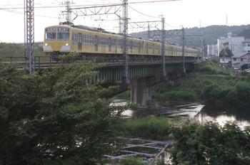 2012年8月28日、仏子~元加治、271F+1309Fの5101レ。