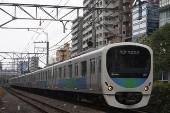 2012年9月6日、高田馬場~下落合、38111Fの5134レ。