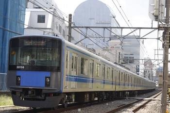 2012年9月12日、高田馬場~下落合、20156Fの5619レ。
