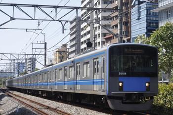 2012年9月13日、高田馬場~下落合、20154Fの5134レ。