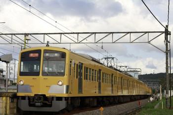 2012年9月17日、元加治、2139レの1309F。