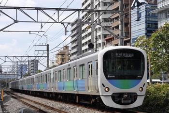 2012年9月26日、高田馬場~下落合、38111Fの5134レ。