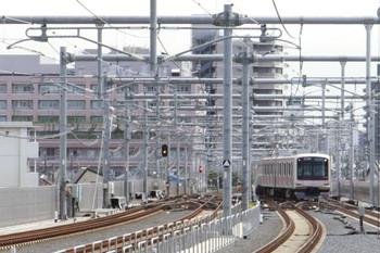 2012年9月29日、練馬高野台~石神井公園、東急4104Fの4851レ。