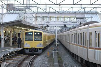 2012年10月6日、西所沢、1303Fの7062レ。