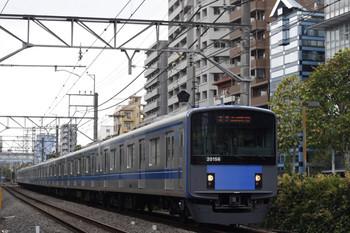 2012年10月2日、高田馬場~下落合、20156Fの5134レ。