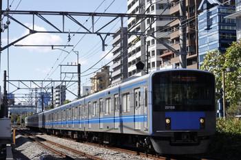 2012年10月4日、高田馬場~下落合、20156Fの5134レ。