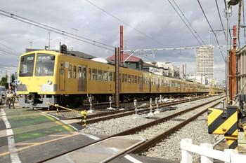 2012年10月10日、石神井公園~大泉学園、1303F+295Fの4217レ。