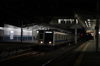 2012年10月15日、西所沢、6151Fの6216レ。