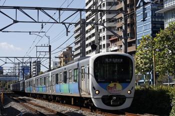 2012年10月19日、高田馬場~下落合、38108Fの5134レ。