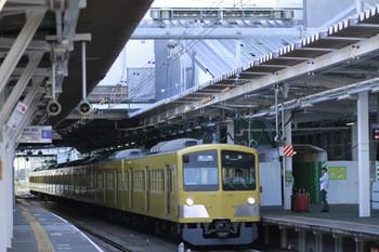 2012年10月21日、所沢、1309Fの5362レ。
