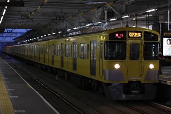 2012年10月23日、所沢、2533F+2011Fの2604レ。