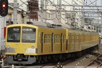2012年10月28日、東長崎、発車した1309Fの5209レ。