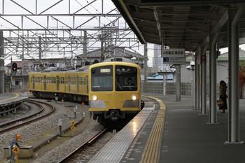 2012年11月19日、西所沢、281F+285Fの6140レ。