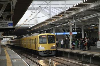 2012年11月23日、所沢、1309F+271Fの2160レ。