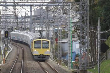 2012年12月2日 12時1分ころ、西所沢~小手指、263F+38114Fの下り回送列車。