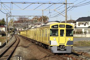 2012年12月2日、元加治、2120レ(?)の2073F。