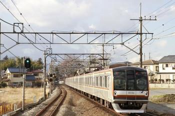 2012年12月31日、元加治、メトロ10002Fの3724レ。