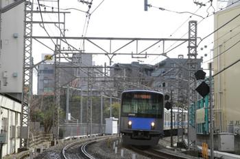 2013年2月9日、高田馬場~下落合、20156Fの2101レ。