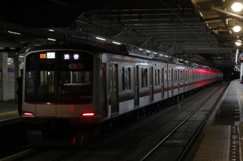 2013年2月19日、所沢、東急