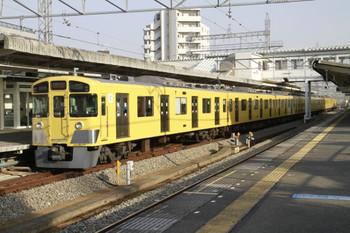 2013年3月2日、西所沢、2091Fの6159レ。