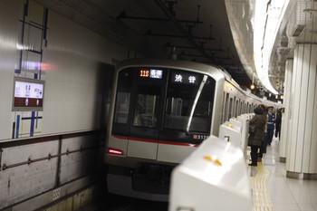 2013年2月1日、池袋、東急5175Fの副都心線711S列車。