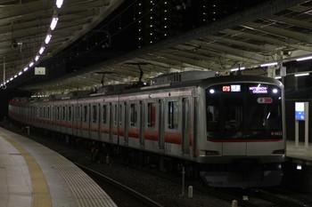 2013年3月20日、入間市、東急5122Fが代走の07S運用・3704レ。