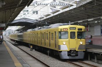 2013年6月24日、武蔵関、2403F+2061Fの2251レ。