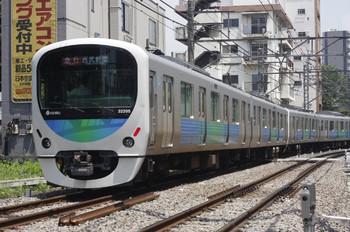 2013年7月18日、高田馬場~下落合、32105F+38113Fの2332レ。