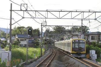 2013年9月16日、元加治、東急4110Fの1722レ。