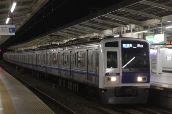 2013年9月24日、入間市、6106Fの3705レ(53K運用)。