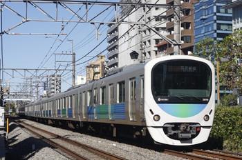 2013年9月27日、高田馬場~下落合、38114F+32106Fの2754レ。
