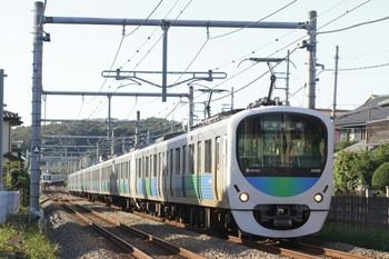 2013年10月13日 14時47分頃、東飯能~高麗、32103F+38105Fの上り回送列車。