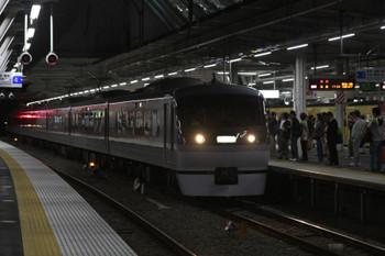 2013年10月13日 17時43分頃、所沢、通過する10106Fの上り臨時特急。