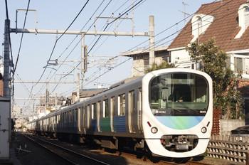2014年1月21日、池袋~椎名町、38113F+32105Fの2508レ。