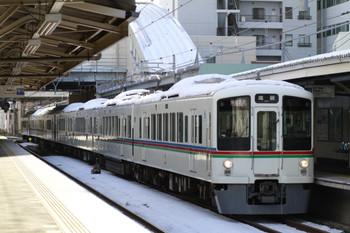 2013年2月16日、椎名町、4003F+4001Fの高麗ゆき1003レ。