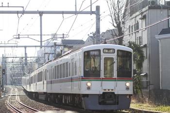 2014年3月8日、池袋~椎名町、4001F+4015Fの1003レ。